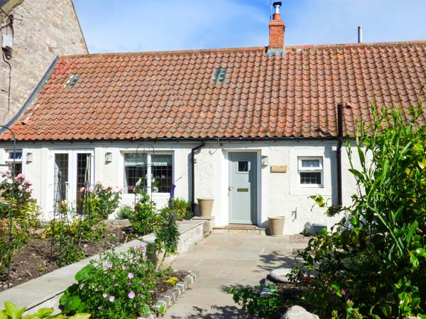 holiday let Bowsden Rose Cottage