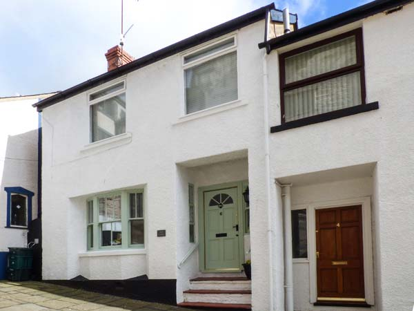 holiday let Conwy Oriel Cottage