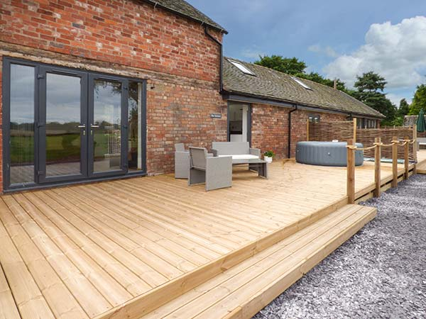 holiday let Soudley The Granary