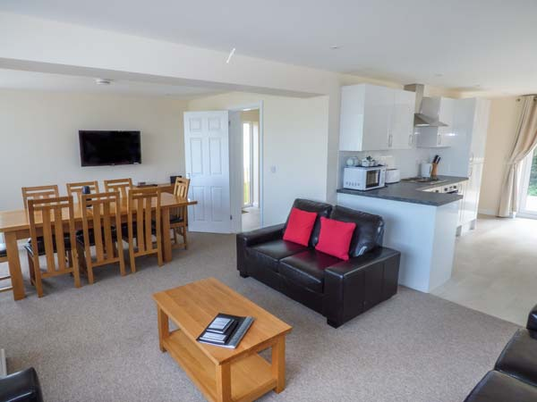 holiday let Seaview Salterns 4