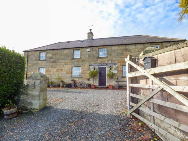 holiday let Warkworth The Old Coach House