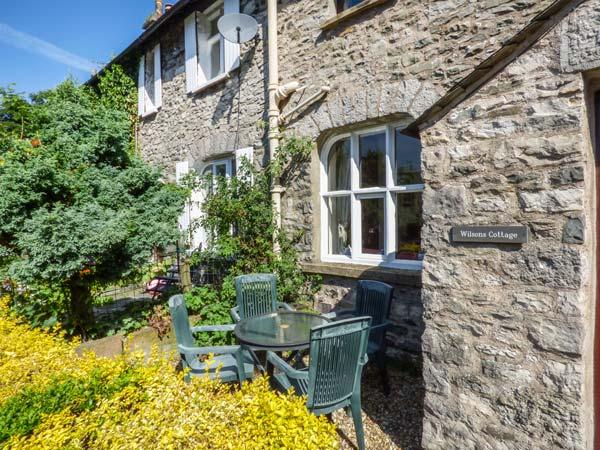 Wilson's Cottage