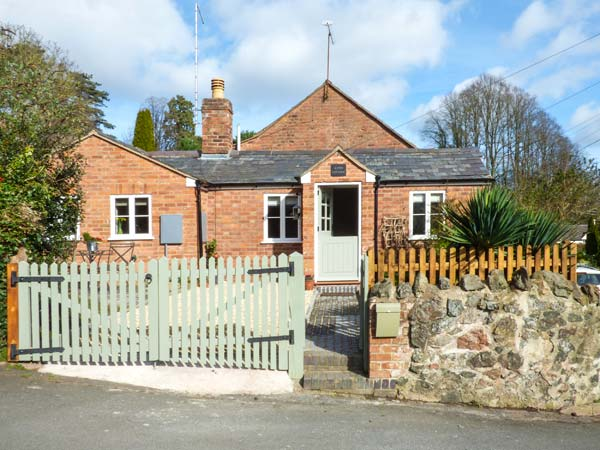 holiday let Malvern Kitts Cottage