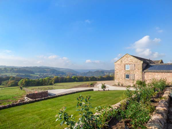 holiday let Crich Slacks Barn