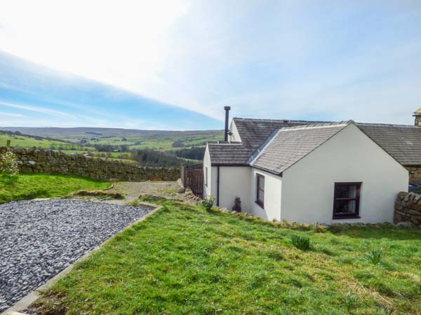 holiday let Allendale Dale View Cottage