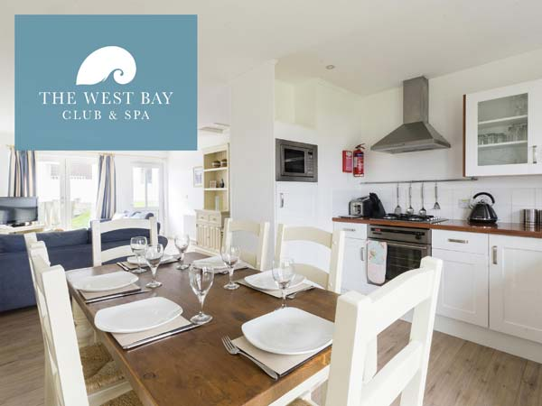 holiday let Yarmouth Three bedroom cottage at The West Bay Club & Spa