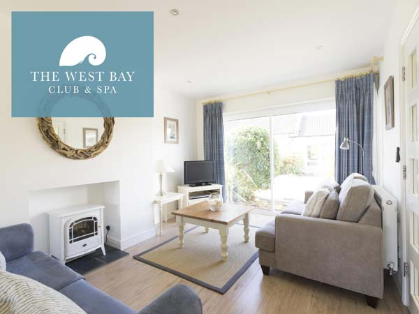 Three bedroom house with bunks at The West Bay Club & Spa