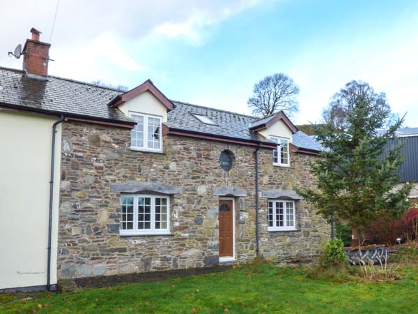 holiday let Llanidloes Cefn Cottage