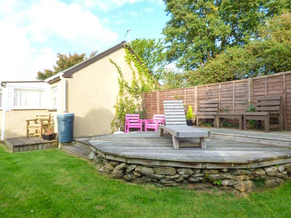 holiday let Fowey Trenant Cottage