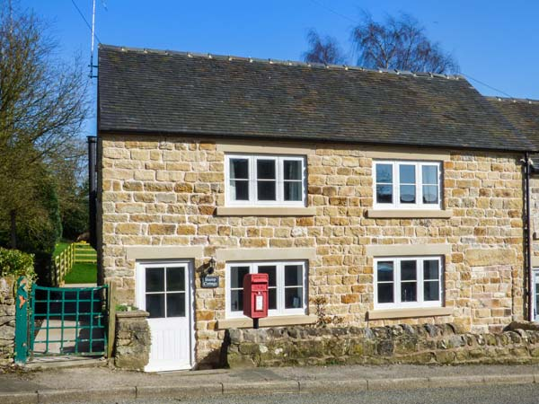 holiday let Hognaston Stamp Cottage