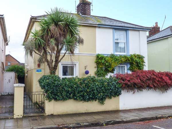 holiday let Ryde Palm Tree Cottage