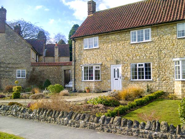 holiday let Helmsley Ivy Cottage