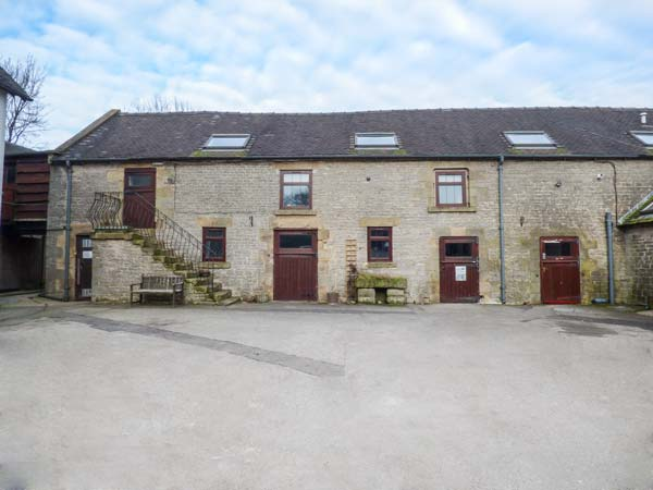 holiday let Tissington Newton House Apartment