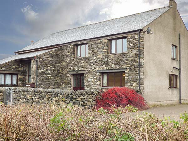 holiday let Ulverston Green Hills Farm