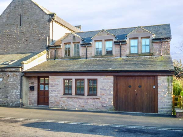 holiday let Wooler Stewart House