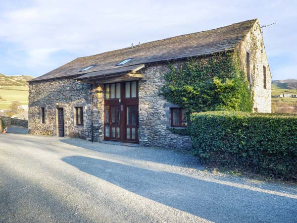 holiday let Grizebeck Bank End Barn
