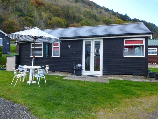 holiday let Aberystwyth Chalet 95