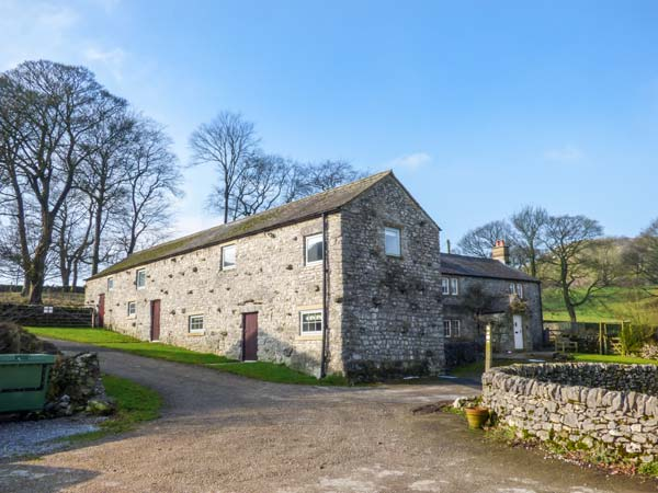 holiday let Priestcliffe Rock Lodge Farm