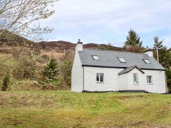 holiday let Dornie Creag Mhor Cottage