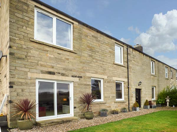 holiday let Warkworth Holly Cottage