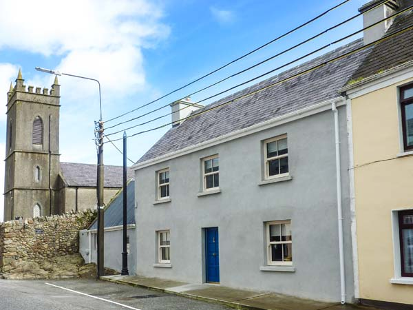 holiday let Foxford, County Mayo Old Leonard House