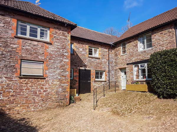 holiday let Exford Stable Cottage