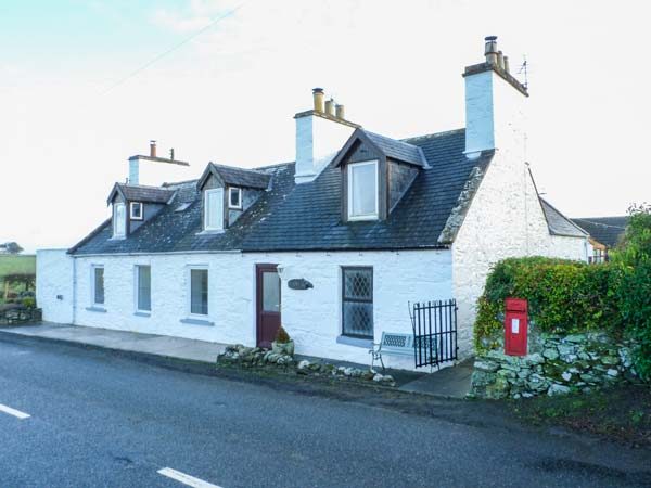 holiday let Port William Lyndalan Cottage