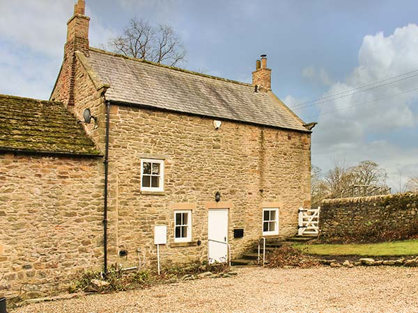 holiday let Humshaugh East Farmhouse Cottage