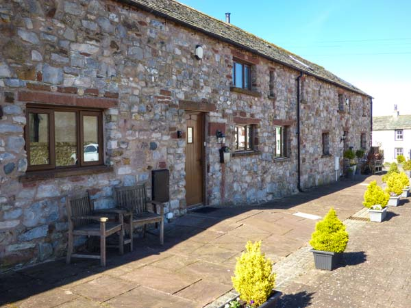 holiday let Ireby Bramble Hare Cottage