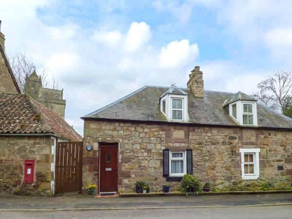 holiday let Chirnside Kirkgate Cottage