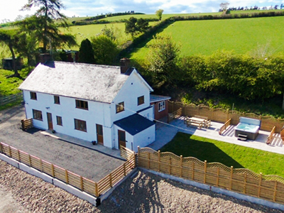 6 bedroom Cottage for rent in Llanbister