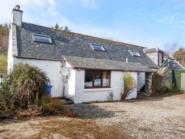 holiday let Staffin Farmhouse Cottage