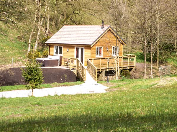 holiday let Scorton Park Brook Retreat