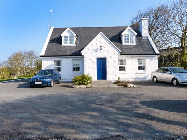 holiday let Ballinderreen, County Galway No.1 Apt, Brandy Harbour Cottage