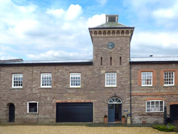 holiday let Bromyard The Clock Tower Apartment