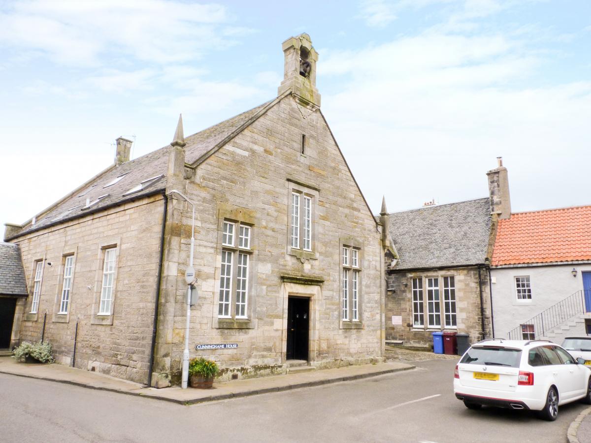 2 Cunninghame House
