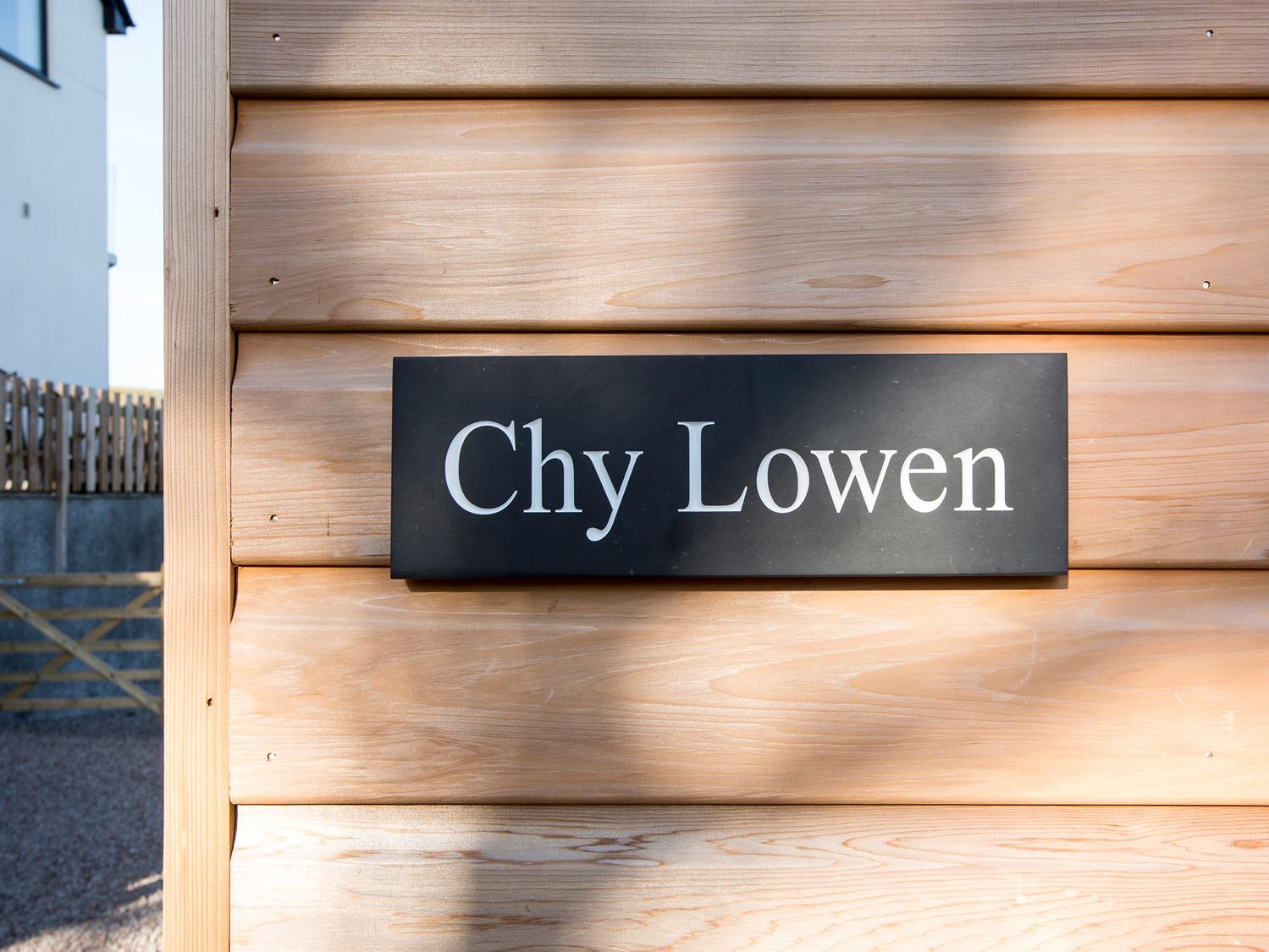 Chy Lowen