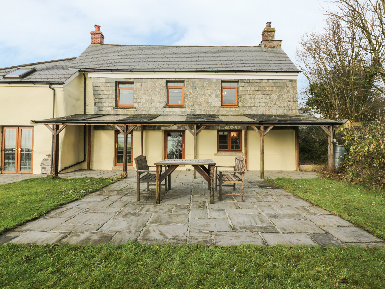 Lower West Curry Farmhouse holiday rental