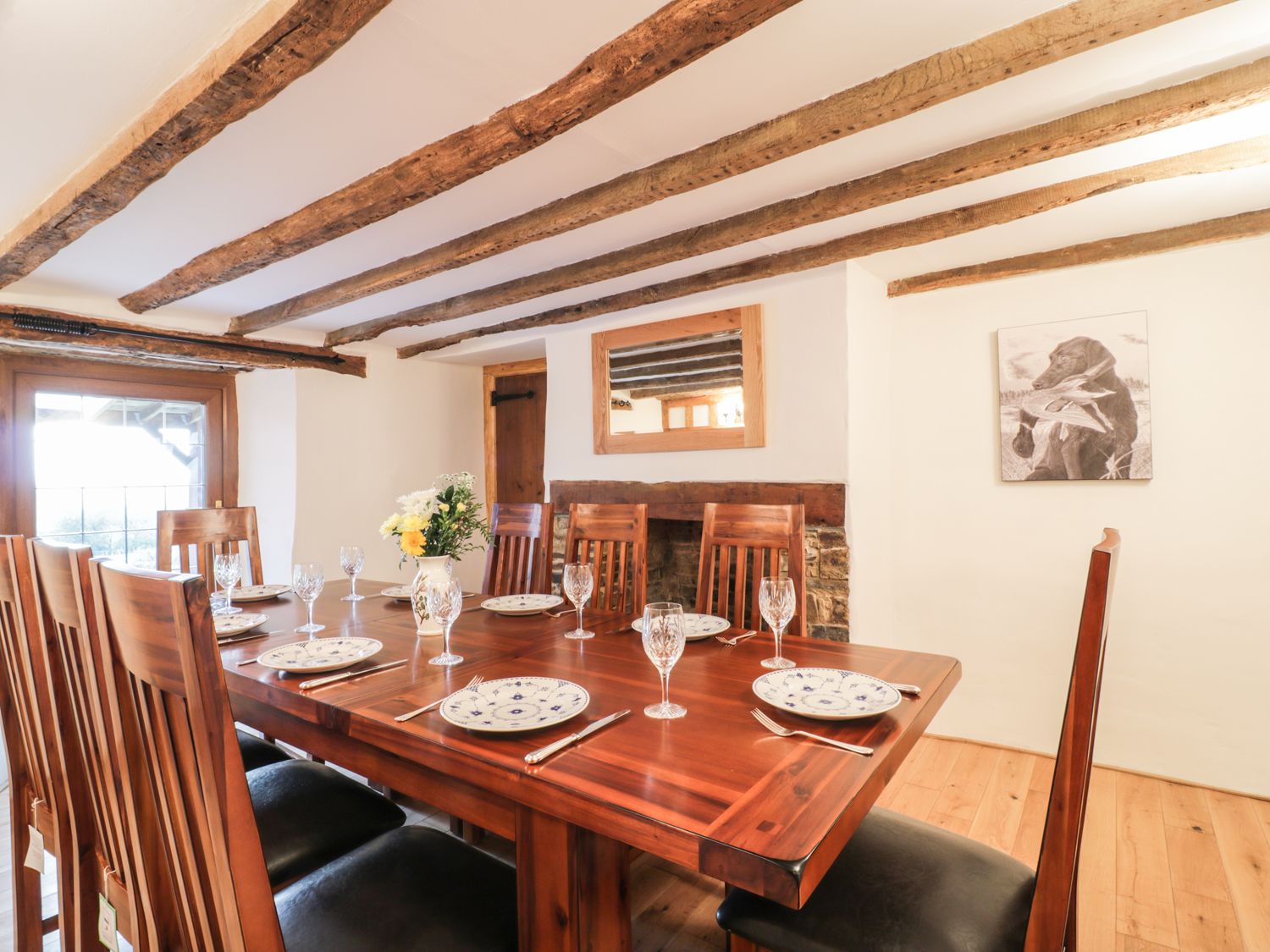 Lower West Curry Farmhouse