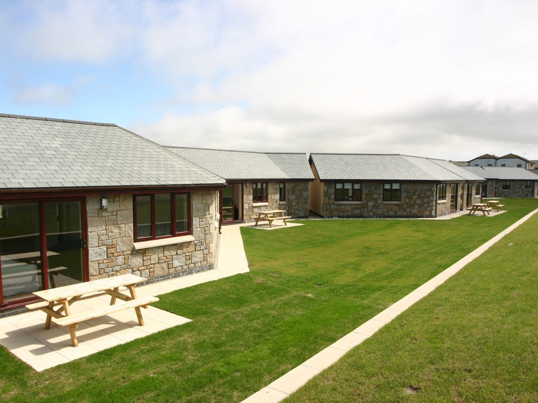 Seabreeze In Marazion This Modern Holiday Bungalow Is
