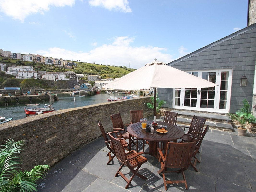 4 bedroom Cottage for rent in Mevagissey
