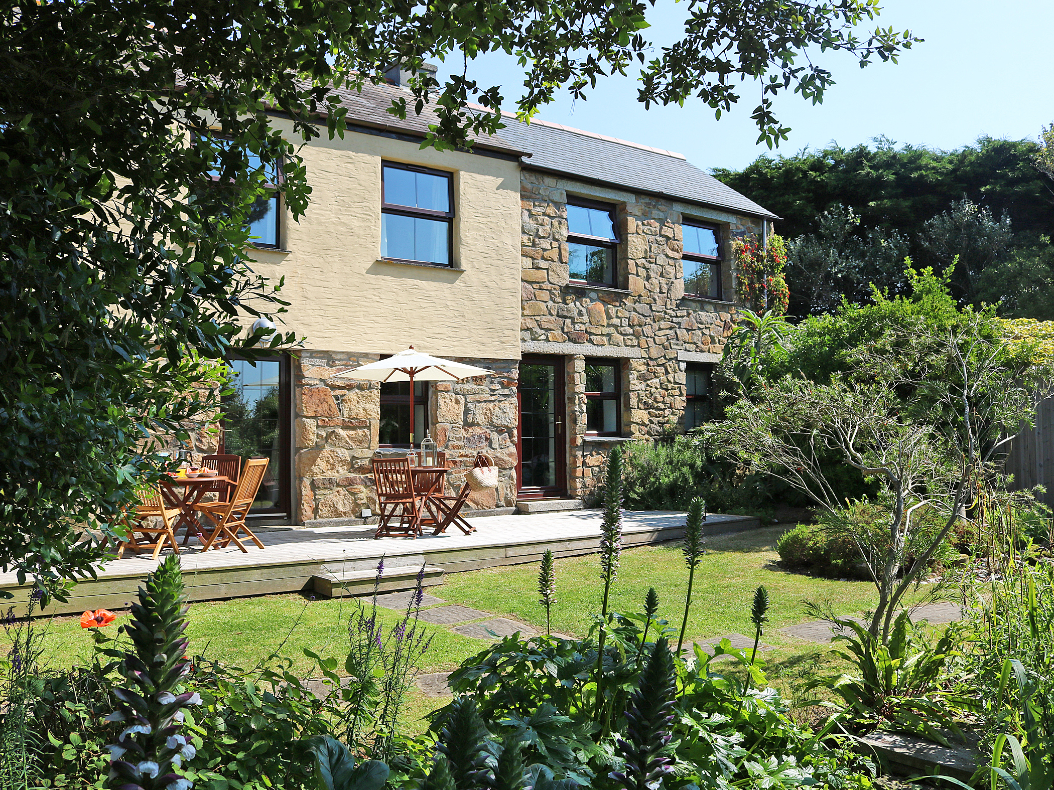 4 bedroom Cottage for rent in Perranporth