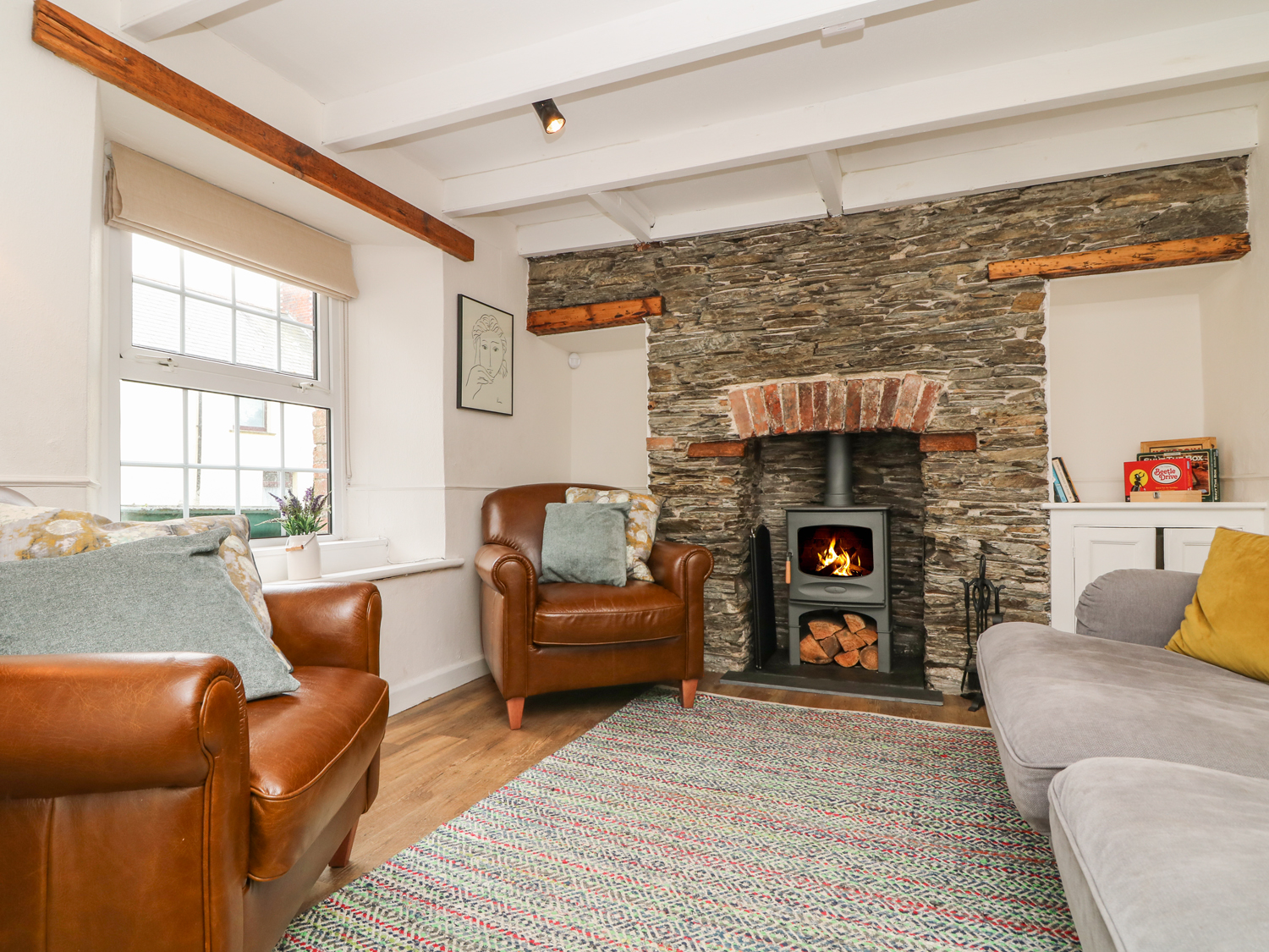 Gwent Cottage, Near Padstow