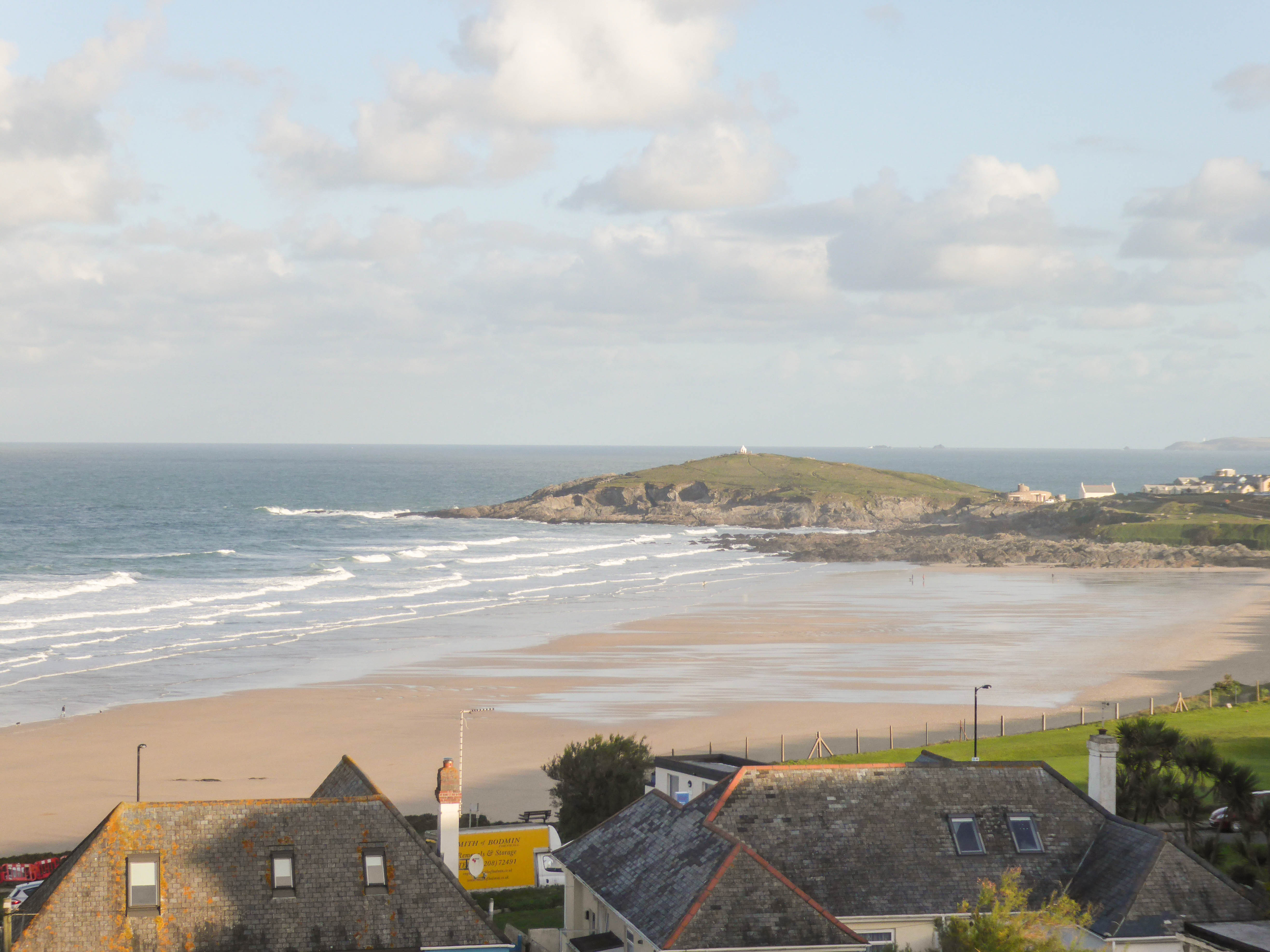 Fistral Outlook holiday rental