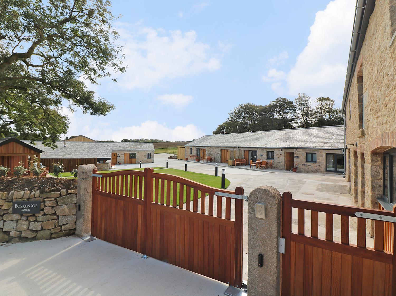 Long House, Boskensoe Barns