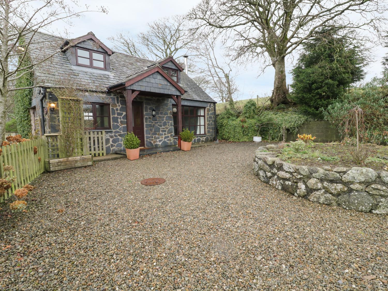 Cyffdy Cottage - Aran