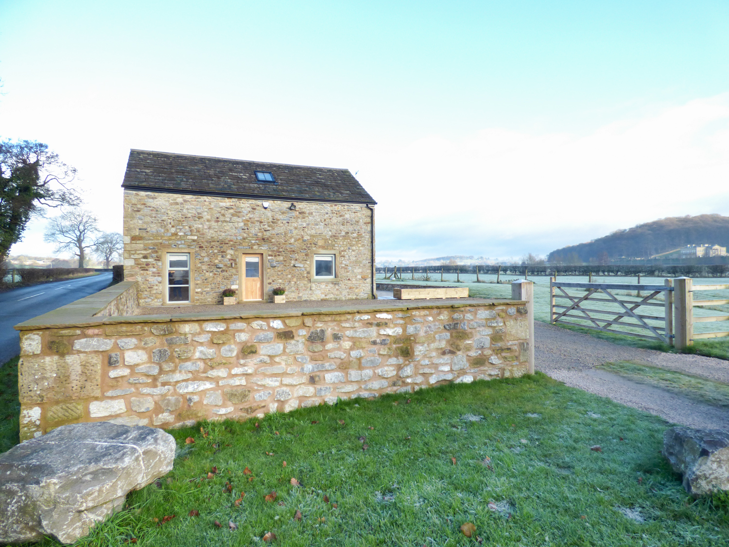 Cow Hill Laith Barn