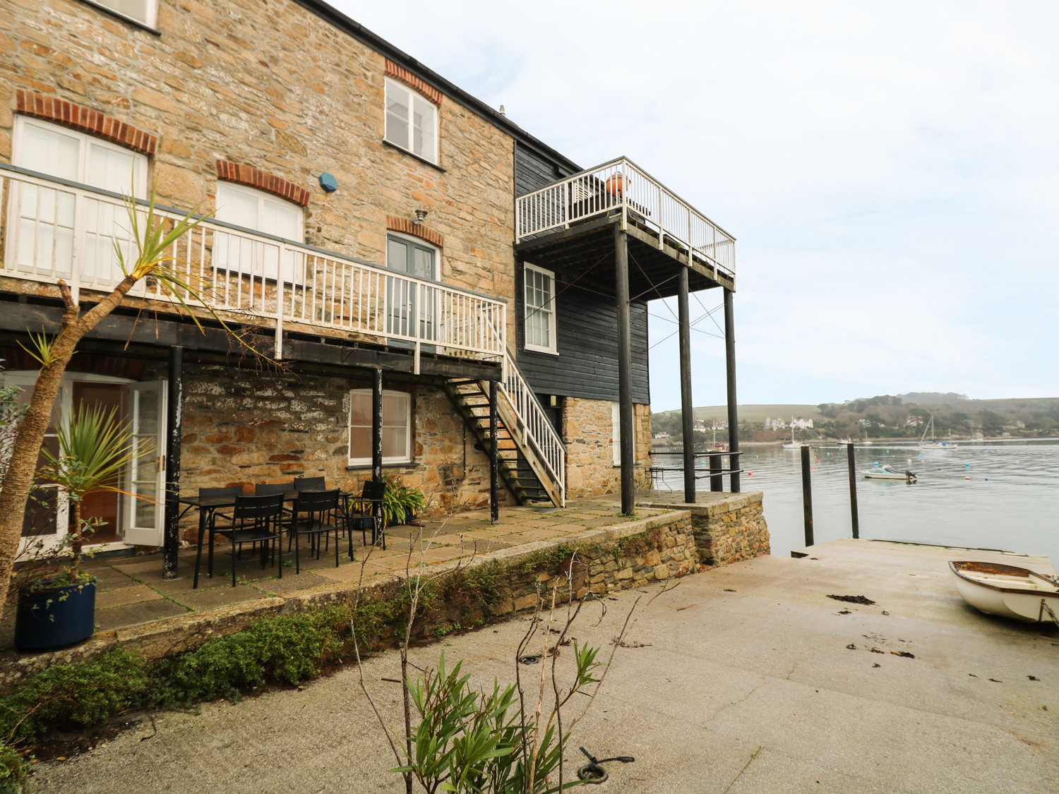 Quayside holiday rental