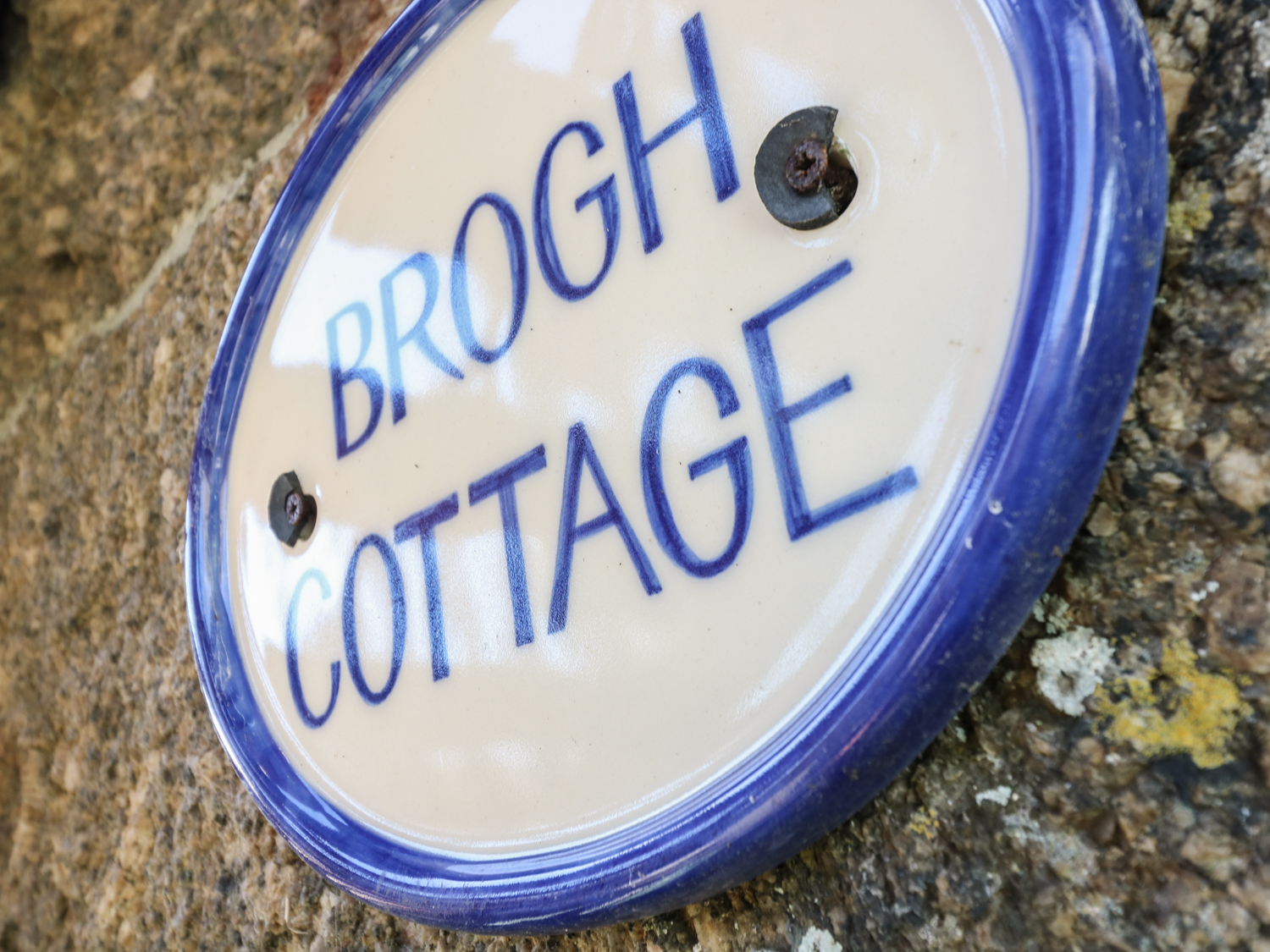 Brogh Cottage, Sennen