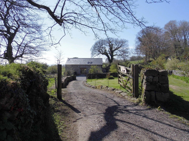 Butterdon Barn